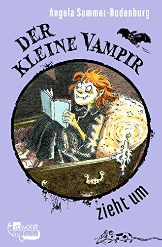 Cover des Mediums: Der kleine Vampir zieht um- 1. Ex.  A