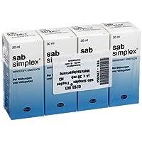 SAB simplex Suspension 120 ml preisvergleich bei billige-tabletten.eu