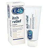 E45 Dermatological Itch Relief Cream, 100 g Bild 1