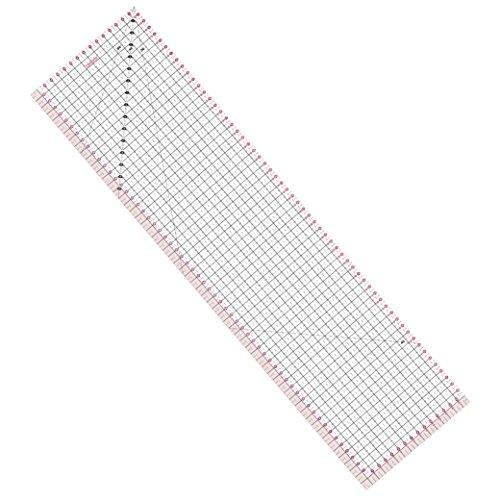 Fiskars Acrylic Ruler 15 x 60 cm (Malen, Schneiden Tool)