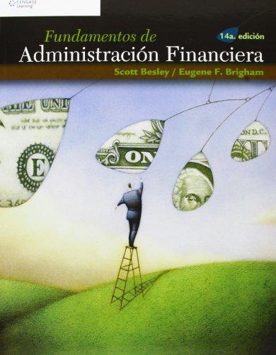 Fundamentos De Administración Financiera - 14ª Edición
