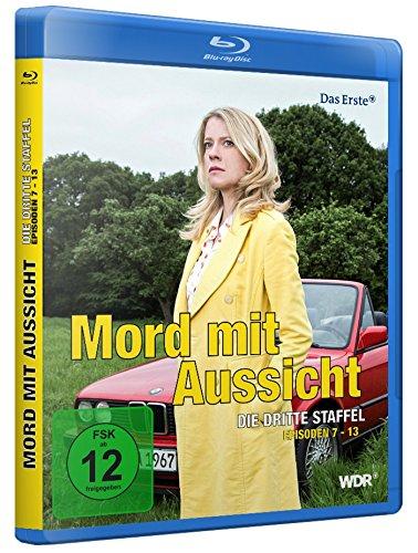 Mord mit Aussicht - 3. Staffel (Folgen 7-13) [Blu-ray]