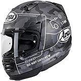 Arai Rebel Command Helm Schwarz XS (53/54)