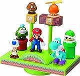 NEW Super Mario Bros. Wii Balance the Ground Stage World (japan import)