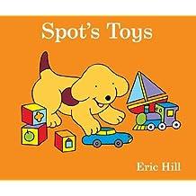 Spot's Toys