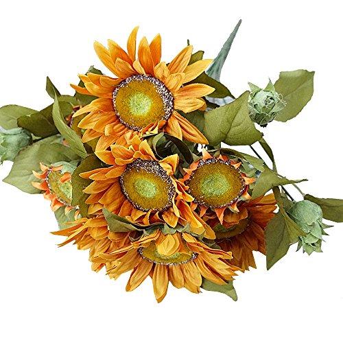 pingenaneer-1-mazzetto-artificiale-girasole-fiore-falso-per-home-party-decorazionipuntelli-di-ripres