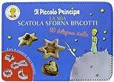 Scarica Libro La mia scatola sforna biscotti Il Piccolo Principe Ediz illustrata Con gadget (PDF,EPUB,MOBI) Online Italiano Gratis
