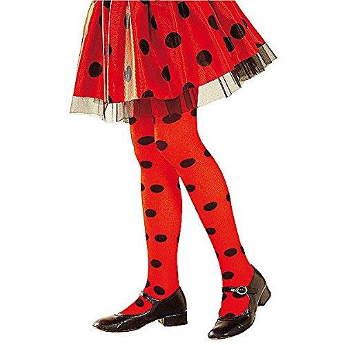 Kostüm Für Marienkäfer Erwachsene (Marienkäfer Strumpfhosen für)