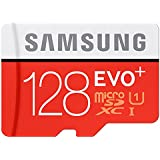 Samsung EVO Plus MB-MC128DA/AM 128GB Class 10 Micro SDXC Memory Card with Adapter
