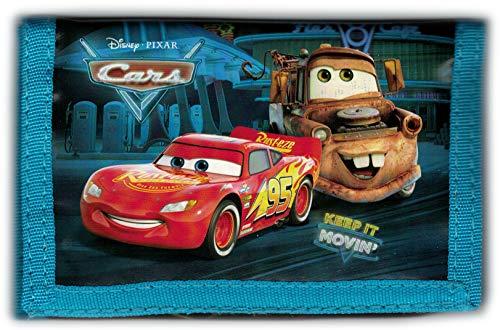 Disney Pixar Cars - Monedero niños Azul Azul Talla