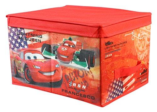 p:os 23136 Aufbewahrungsbox Disney Cars, circa 30 x 40 x 25 cm