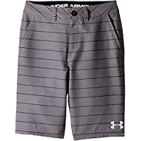 Under Armour Kids Boy's Ocular Shorts (Big Kids) Midnight Navy Swimsuit Bottoms