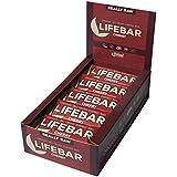 Lifebar - Lot de 15 barres à la Cerise bio et de qualité crue 47g