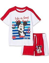 Disney Michey Mouse Team, Conjunto de Ropa para Niños