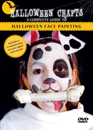 Complete Guide To Halloween Face Painting / (Amar) [DVD] [Region 1] [NTSC] [US Import]