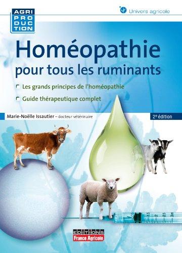 Homopathie pour les ruminants