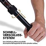 Rollei C5i – kompaktes, leichtes, allround Fotostativ - 5