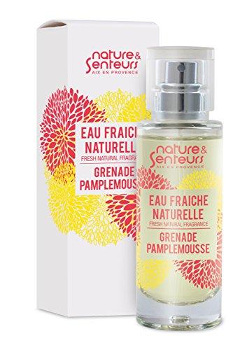 NATURE & SENTEURS Eau fraîche grenade pamplemousse 30ml