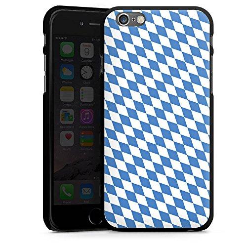 DeinDesign Hülle kompatibel mit Apple iPhone 6s Handyhülle Case Bayrische Flagge Bayern Bavaria Flagge Cover