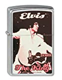 Elvis - The King - Collection 2012 - Street Chrome - Zippo-Art.-Nr.: 2.002.322