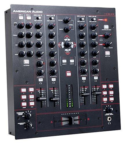Audio Mixer American (American Audio 14 MXR (DJ Mixer))