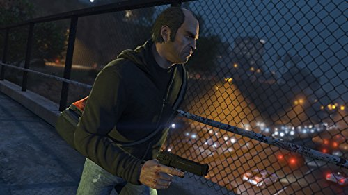 Grand Theft Auto V – [PlayStation 4] - 17