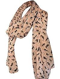 63d39fe51e2 Amazon.fr   chat - Echarpes et foulards   Accessoires   Vêtements