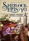 El señor del crimen: Sherlock, Lupin y yo 10 par Adler