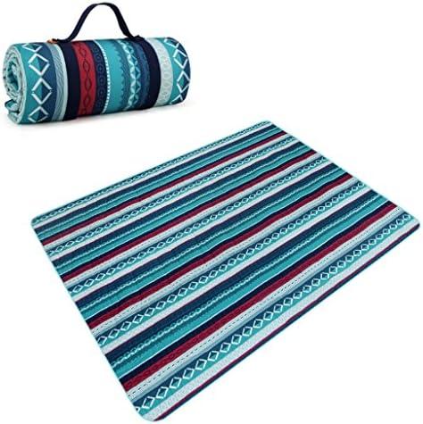 XY&CF Stuoia Stuoia Stuoia di stuoia di picnic di Oxford stuoia esterna della spiaggia stuoia lavabile della lavata di umidità della stuoia di picnic stuoia 200  143cm (Coloreee   A) | Design affascinante  | Design moderno  063b99