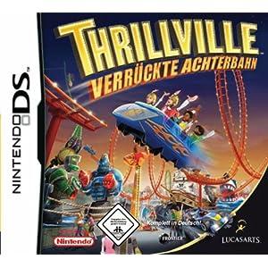Thrillville – Verrückte Achterbahn