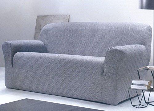 Copridivano Gabel Poncho Roma Duo Blu - CopriDivano 3 posti (divani da 180 a 250 cm) - divGabel36