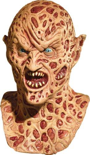 (Freddy Krueger - Demon Deluxe Overhead Maske)