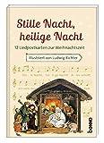 Postkartenbuch 'Stille Nacht, heilige Nacht'