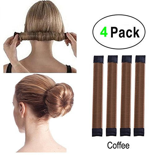 Super Simple Hair Bun Maker Set ...