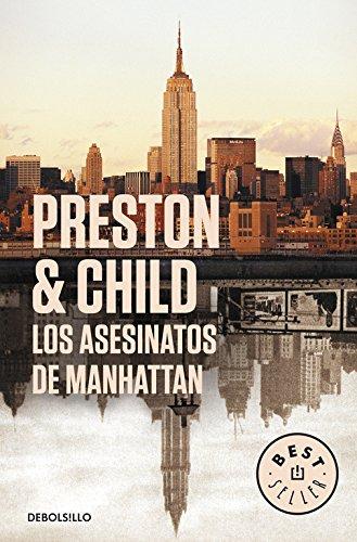 Los asesinatos de Manhattan (Inspector Pendergast 3) (BEST SELLER)