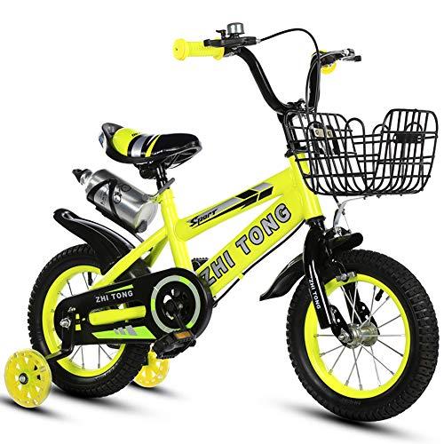 JYXZ Freestyle Girl's Boy's Kinder, Kinder Fahrrad Fahrrad In Größe 12