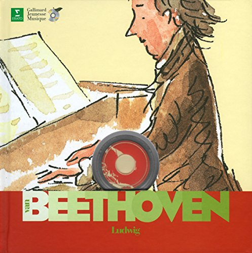 Ludwig Van Beethoven (1 livre + 1 CD audio) par Yann Walcker