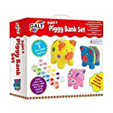 Galt Toys 1004852 Paint A Piggy Bank Set