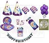 FROZEN Theme Birthday Party Supplies All...