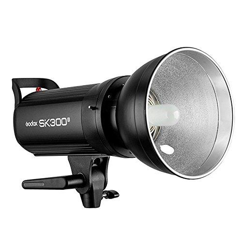 Godox SK300II 300 Monolight mit eingebautem Godox 2,4G Wireless X System Bowens Mount Blitz Blitz für Fotografie Beleuchtung -