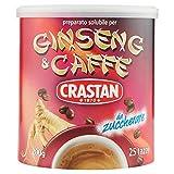 Crastan Ginseng e Caffe, Preparato Solubile per Bevanda a Base di Latte - 200 gr