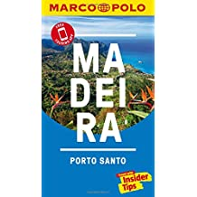 Madeira Marco Polo Pocket Travel Guide 2018 - with pull out map (Marco Polo Guides)
