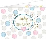 Spiegelburg 14397 Einladungskarten Baby Shower (8 St.)