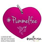 Cavallo Felice marca # pummel Fee Pink-guecks Bringer-Soul Horse incanta halfter, Briglia, Briglie, Sella, anteriore giocattolo