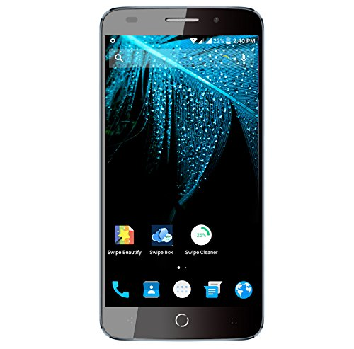 Swipe Elite Plus (16GB, 4G, Midnight Blue)