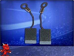 Charbons pour Metabo Ponceuse/polisseuse P 14175, SN 14125, W 14175