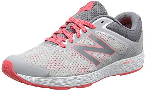 New Balance Damen 520 Laufschuhe Mehrfarbig (Grey/Pink 026Grey/Pink 026)
