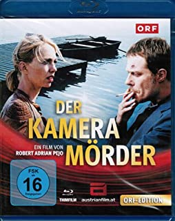 The Camera Murderer (2010) ( Der Kameramörder ) (Blu-Ray)