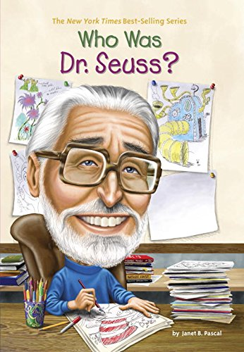 Who Was Dr. Seuss? (Who Was...? (Paperback))