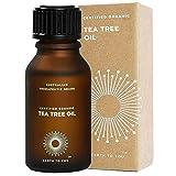 Australian Tea Tree Essential Oil, Organic, Pure, Therapeutic Grade 15ml - by Earth To You